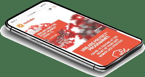 Unilabs - Mobile Home