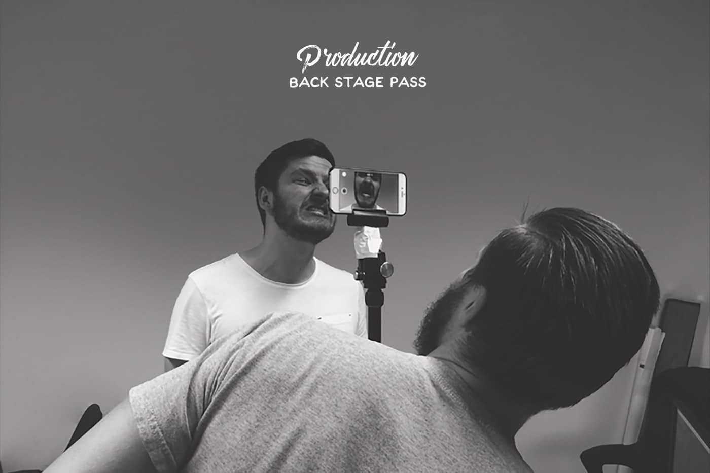Movember - Production 1