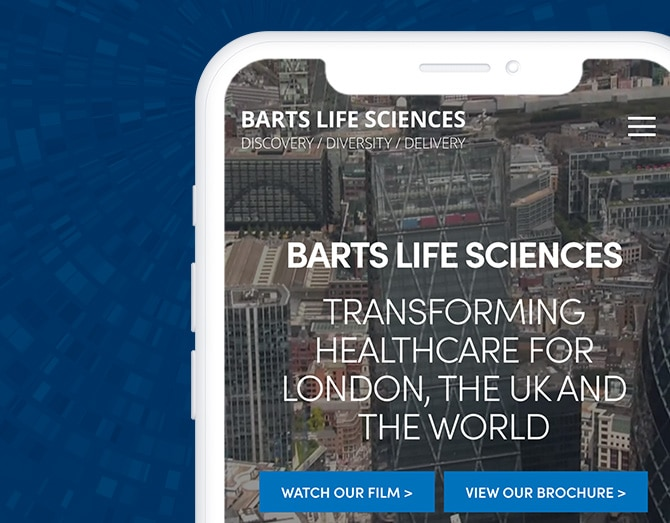 Barts Life Sciences Project Thumbnail