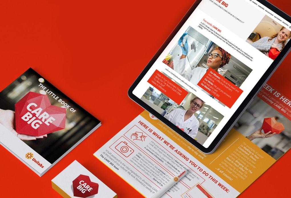 Unilabs - We Care Big Thumbnail