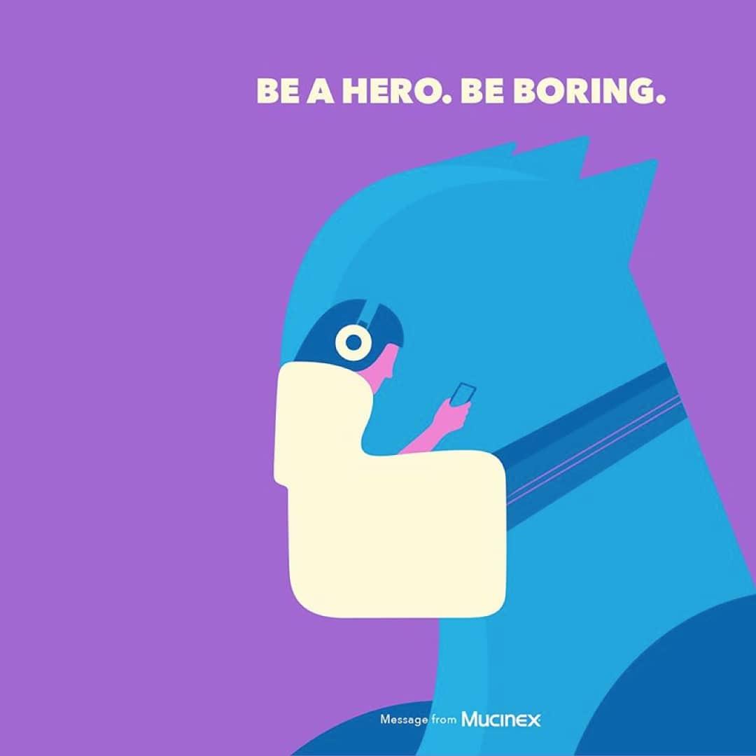 Stuff We Love - Be Boring. Be A Hero