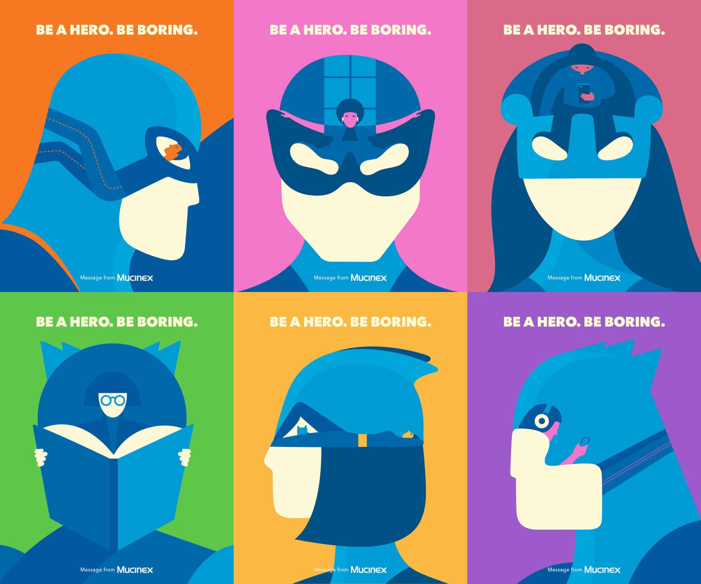 Stuff We Love #7 - Be Boring. Be A Hero