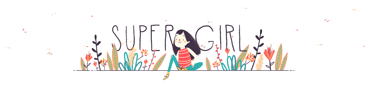 Super Girl Header