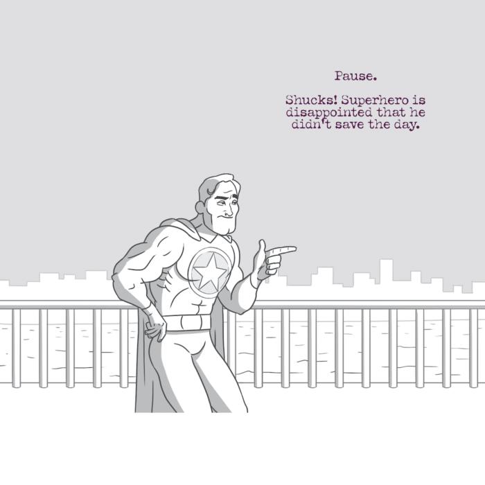 GIG Concepts #1 - Superhero Comic Book Strip 09