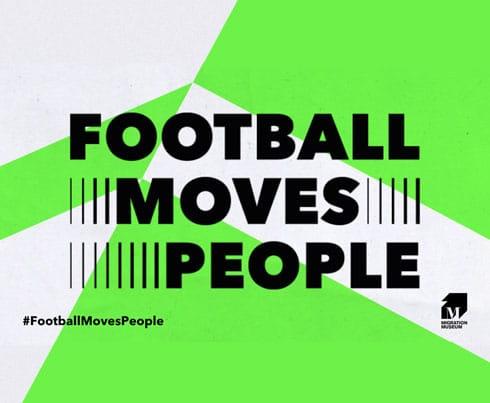 Football Moves People