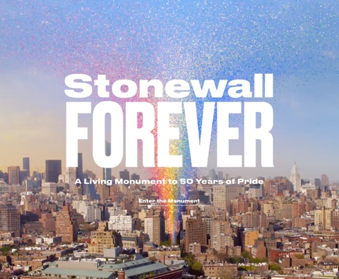 Stuff We Love - Stonewall Forever